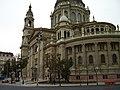 Saint Stephen's Basilica from Bajcsy-Zsilinszky út, Budapest 2006-11-04 064.jpg