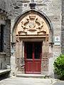 Sainte-Fortunade château porte.JPG