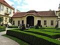 Sala terrena z prvního parteru Vrtbovské zahrady.JPG