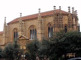 Church of Sancti Spiritus buildings in Salamanca
