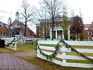 Salem College - Salem College's Campus