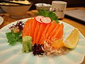 Salmon sashimi Yuichiro Haga.jpeg