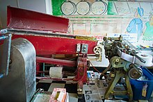 salt water taffy wrapping machine for sale