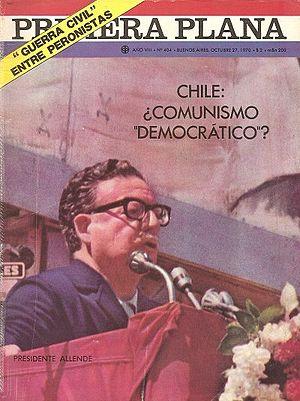 Español: Salvador Allende Gossens (Valparaíso,...