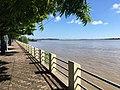 Salween River and the bridge to Bilu Island.jpg