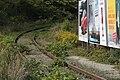 Salzburg - Gnigl - Warwitzstraße Bahngleis Quehenberger - 2015 09 22 - 2.jpg