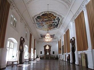 Salzburg Residenz - Image: Salzburg Residenz 1