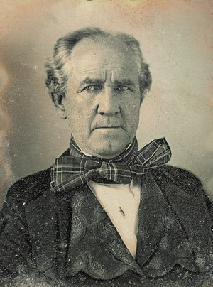 Sam Houston - Sam Houston, circa 1850