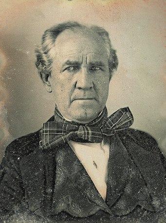 Sam Houston c1850-crop