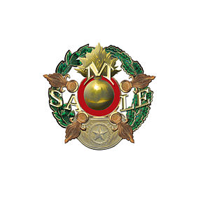Society of Friends of the French Foreign Legion Museum (SAMLE) - Image: Samle