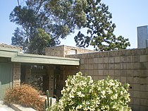 Samuel Freeman House, Hollywood, California.JPG