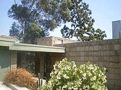 Samuel Freeman House, Hollywood, California.JPG