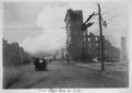 San Francisco Earthquake of 1906, Van Ness (avenue) on fire - NARA - 513304.tif