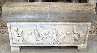 Isaac the Armenian Exarch of Ravenna