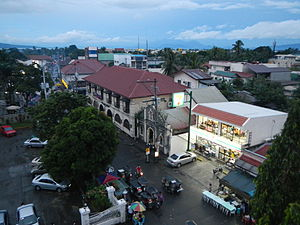 Calabarzon - View of the City of Santa Rosa, Laguna