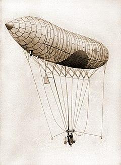 No.1 pri vzlete, 20. september 1898