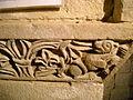 Santuario della Beata Vergine della Consolazione di Montovolo - Grizzana Morandi (Bologna - Italy) - dettaglio dei capitelli della cripta pre-cristiana.JPG
