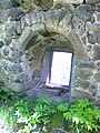 Sapara monastery. Jakel's palace ruins 5.jpg
