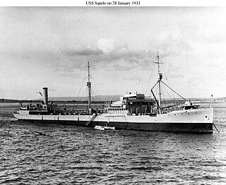 USS <i>Sapelo</i> (AO-11)