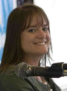 Sara Shepard at the Brooklyn Book Festival (2010)
