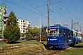 Sarajevo Tram-212 Line-3 2011-10-04.jpg
