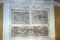 Sarcofago con eroti e clipeo di defunta + iscrizione cil vi 678=30812 e tavola lusoria da roma, cimit. di pretestato 01.JPG