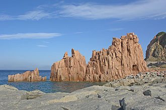 Arbatax - Image: Sardinien arbatax 031006 07