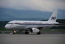 British Aerospace Avro 146-RJ85 - Scandinavian Airlines - SAS ...