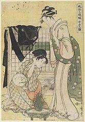Scene of the Middle Class (Chûbon no zu)