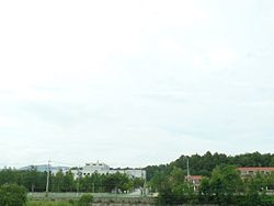 Scenery of ROK Armed Forces Chuncheon Hospital 04.jpg