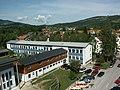 Scharnstein from Churchtower (Hauptschule Scharnstein) - panoramio.jpg