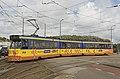 Scheveningen HTM tram 3133 vertrek. (29030501282).jpg