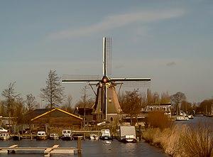 Schipluiden - Image: Schipluiden, molen foto 2 2007 03 10 10.55