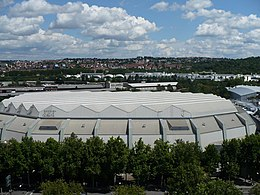 Description de l'image Schleyerhalle-West.jpg.
