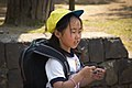 School kid of Nara, Japan; May 2012.jpg