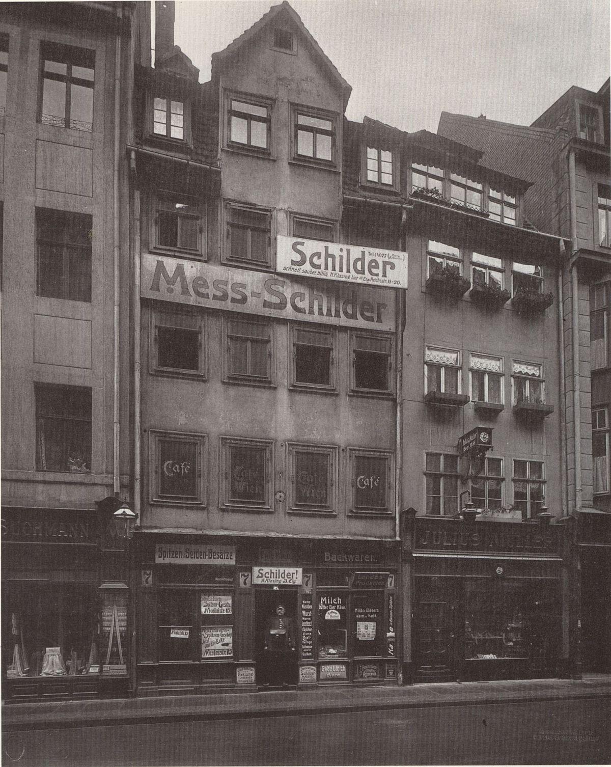 Schuhmachergaesschen7 Leipzig um 1900.jpg