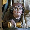 Schwarzenberg Pfarrkirche - Hochaltar 5a St.Norbert Tanchelm.jpg