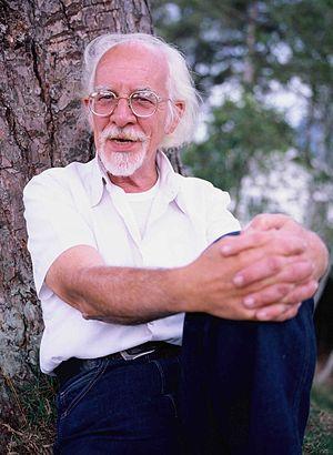 William Henry Scott (historian) - William Henry Scott at Sagada (1989)