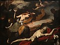 Scuola napoletana, venere scopre adone morto, 1650 ca. - 02.jpg