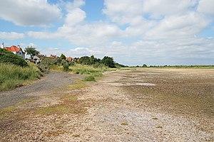 Seacroft, Lincolnshire - Houses on Seacroft Esplanade