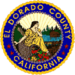 Seal of El Dorado County, California