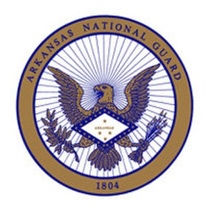 Seal of Arkansas - Image: Seal of the Arkansas National Guard