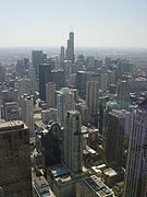 Sears Tower from Hancock Observation Deck - daytime.jpg