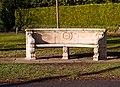 Seat on Church Green, Elstead - geograph.org.uk - 1609554.jpg