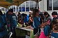 Seattle - 2018 Fishermen's Fall Festival - 41 - making toy boats.jpg
