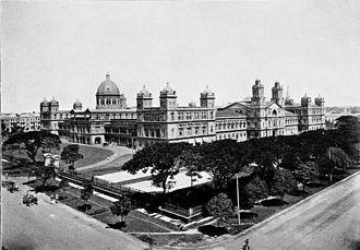 Yangon City Heritage List - Secretariat Building