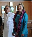 Secretary Clinton Visits ITC Green Center (3736046829).jpg