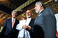 Secretary Kerry with Ghani & Abdullah July 2014.jpg