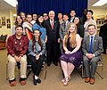 Secretary Tillerson Poses for a Photo With the Arctic Youth Ambassadors in Fairbanks (33745226664).jpg