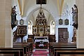 Seebenstein - Kirche, Innenansicht.JPG